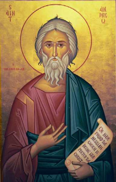 despre sfantul apostol andrei viata Sfantul Apostol Andrei   ocrotitorul romanilor